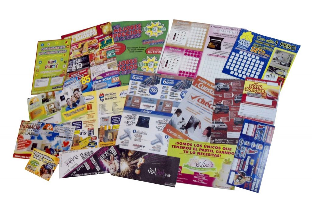 brochures, offset, printing