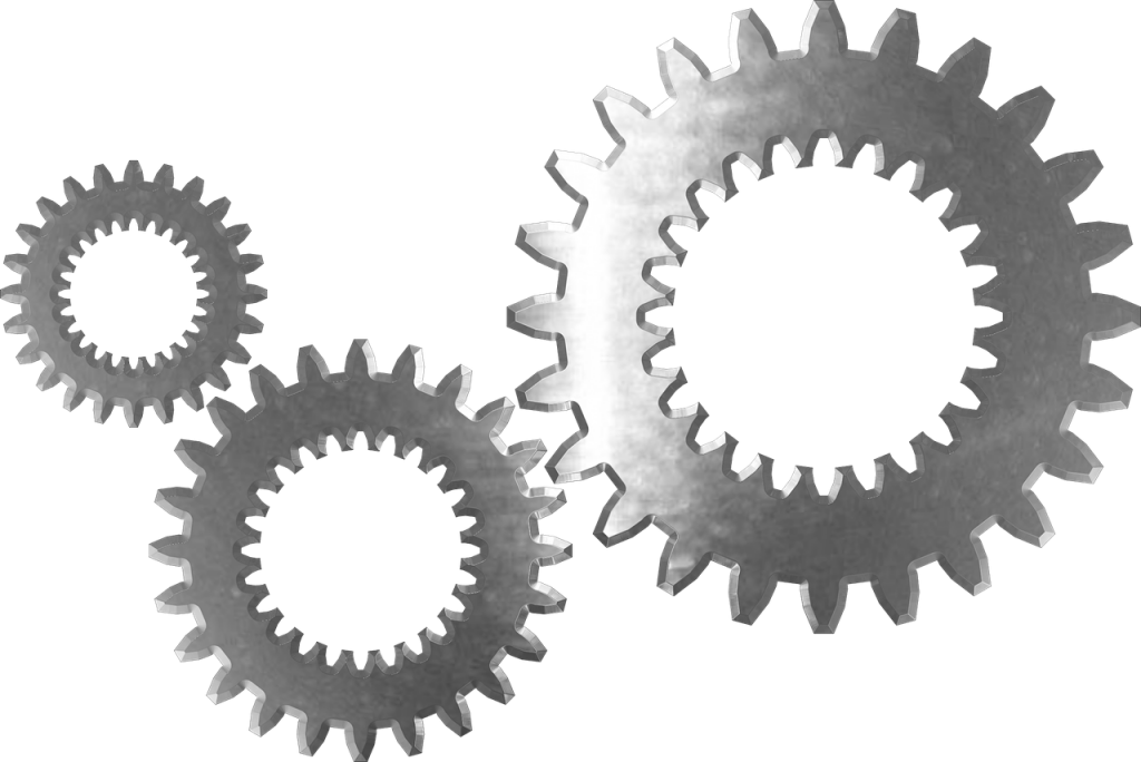 gear, process, machine